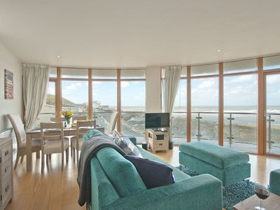 Photo for 2 bedroom accommodation in Westward Ho!