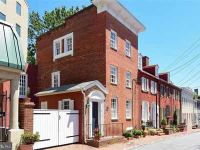 Photo for Steps from the State House and a block from City Dock in a beautifully renovated home w/ driveway parking