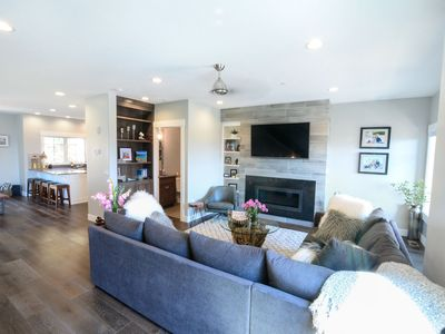 Photo for Brand new 3 BD, 2.5 BA - Walk to Waldorf Ski Lift