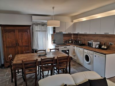 Photo for Voiron hyper center, near the station, superb renovated 2-rooms flat #M0