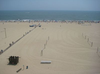 Oceanfront! (view from balcony)