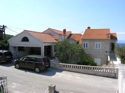 Photo for 3BR Apartment Vacation Rental in Postira - island Brac