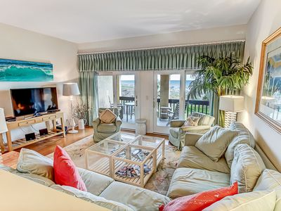 Photo for Oceanfront 3 Bedroom Stunning Townhouse