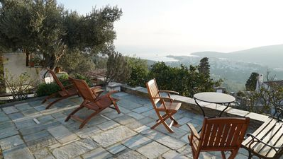 Photo for Family friendly, spacious, comfortable and calm, marvelous view. 194 s.m.