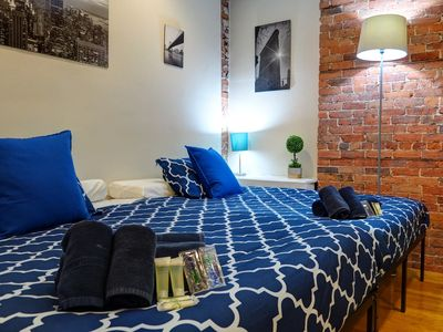 Photo for The Executive Loft Manhattan - One Bedroom Apartment, Sleeps 5