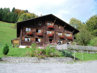 Photo for Quietly located holiday home in the Large Walser Valley