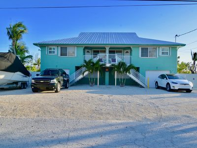 Photo for DUCK KEY 3/2 W/90' Private Dock, NO DOCKAGE FEES, Trailer Storage included