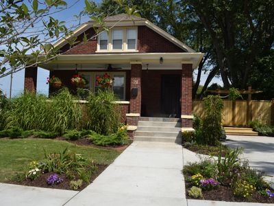 Photo for Work remotely & enjoy the season Perfect location-4 bedroom bungalow