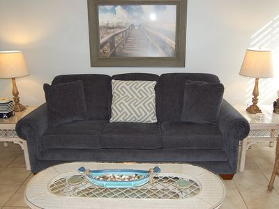 Photo for Grand Caribbean 102: Beautifully decorated one bedroom condo with bunks