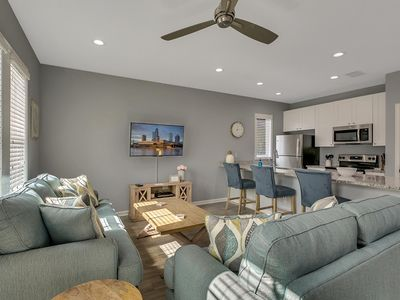 Photo for New Three Bedrooms and Two Bathrooms Duplex Minutes From Heart of Tampa - Unit B