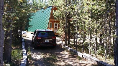 Photo for 1BR Cabin Vacation Rental in Island Park, Idaho