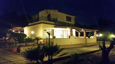 Photo for Villa Antonella - Holiday House with pool and sea view