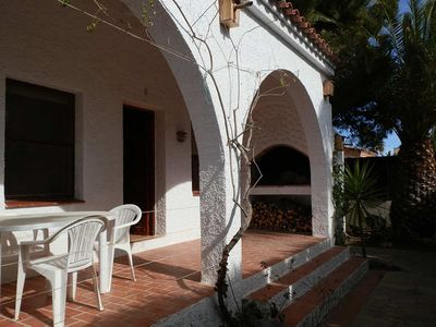 Photo for CASA BALADA, Ideal house for your holidays near the sea, free wifi, pets allowed, dog's beach.
