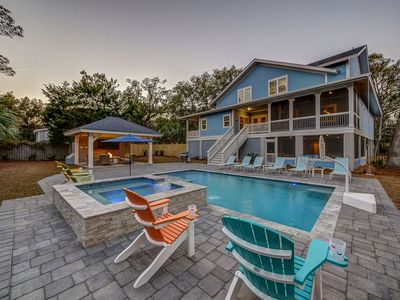 Photo for 19 Sandpiper - New beautiful Low Country home w/ 5* Reviews.