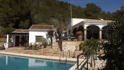 Photo for Charming Spanish Finca With Amazing Mountainv Views. (Tourist License pending)