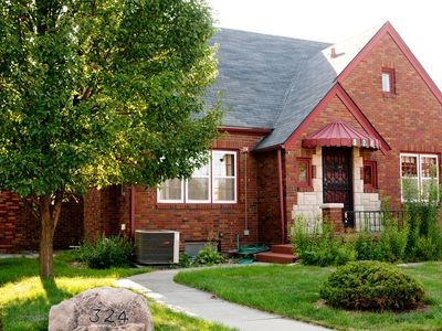 Photo for Walnut Place a Charming Home in Historic Valley Junction area of West Des Moines