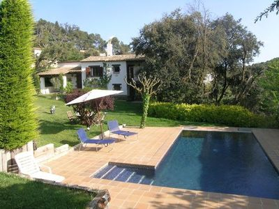 Photo for Holiday house Begur for 1 - 8 persons with 4 bedrooms - Holiday house