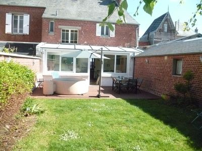 Photo for TOWN HOUSE 10 PEOPLE GARDEN JACUZZI