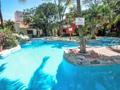 Photo for Tropical House in Playacar - 3 Beds - 3.5 Baths - Pool