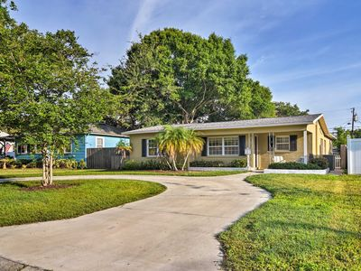 Photo for NEW! Home w/ Patio, 3 Mi to Downtown St Petersburg