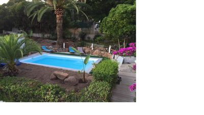 Photo for SEA VIEW - SWIMMING POOL - SOUTH SHORE AJACCIO