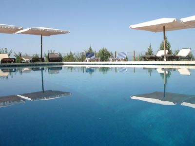 Photo for Luxury Villa Holiday home,  Costa del Sol, see view, celestial calm, large pool