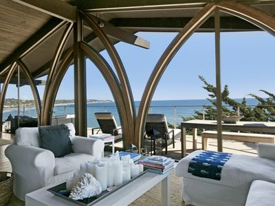 Photo for Magnificent Malibu Oceanfront Property