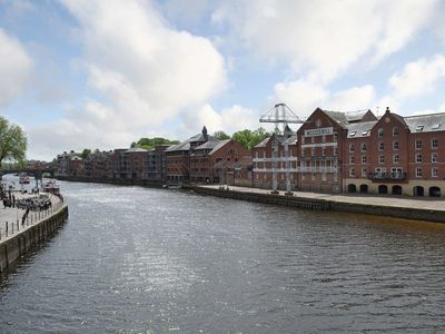 Photo for 2 bedroom accommodation in Skeldergate, York