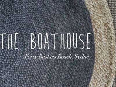 Photo for The Boathouse Forty Baskets Beach, Sydney