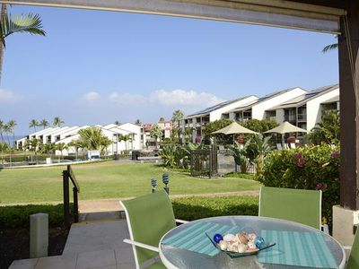 Photo for #151-One bedroom condo with Ocean View/ South Kihei at Hale Kamaole