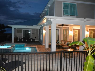 Photo for Reduced $1200- Aug 3-10 only. Luxury home-close to Seaside & Beach, yet private
