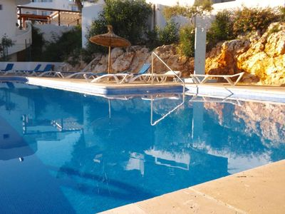 Photo for Holiday apartment Cala d'Or for 1 - 4 persons with 2 bedrooms - Holiday apartment