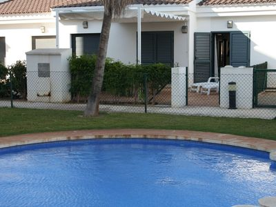Photo for Villa in residential complex Las Dunas