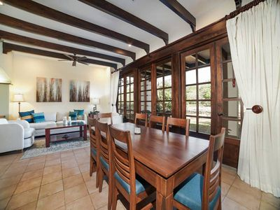 Photo for 3-Bedroom Luxury Villa in Easy Walking Distance to the Beach