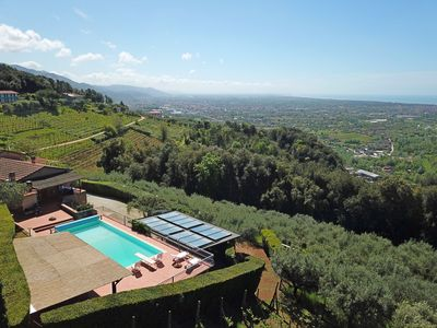 Photo for 4BR House Vacation Rental in Strettoia, Tuscany