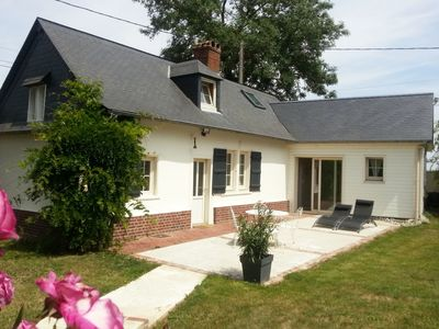 Photo for Very atmospheric holiday home in the lovely La Somme, in a central location at Sentelle