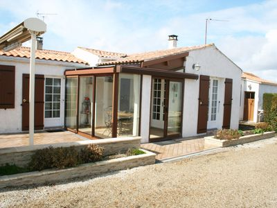 Photo for Holiday home La Cotinière Plage - Oleron island