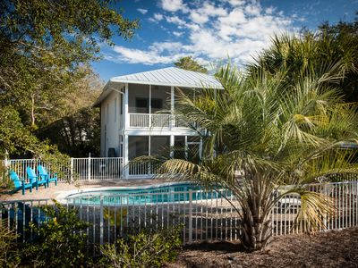 Photo for Great Location. Seaside/Old Seagrove, Private Pool,  3 Min Walk to Beach Access.
