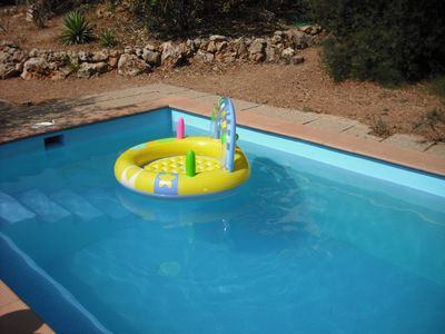 Photo for quiet located pool finca (Property of 4000qm). close to beach, pets are allowed
