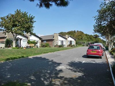 Photo for Self Catering Holiday Bungalow With Superb Sea And Country Views - Free WiFi