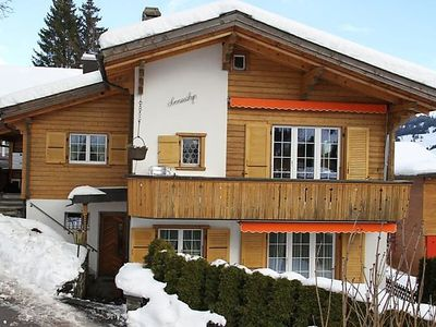 Photo for Apartment Sunneschyn in Adelboden - 5 persons, 2 bedrooms