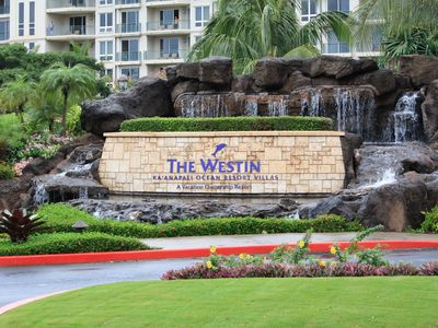 Photo for Apr 13- Apr 20, 2019 Westin Kaanapali Ocean Resort Villa South Premium Studio