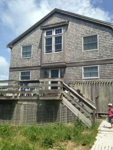 Photo for Summer House with Private Beach on Brewster Flats