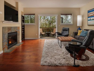 Photo for Modern Townhome With Open Floor Plan and Pool Table Near Washington Square, 8.5 miles to Downtown