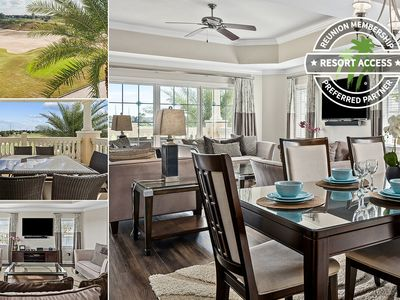 Photo for 3 Bedroom Condo in Reunion Resort with Great Views and modern interior