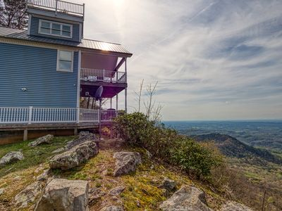 Photo for Incredible Views of a Lifetime! Ultimate Honeymoon or Anniversary Cabin!