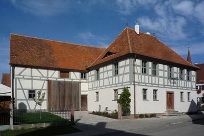 Photo for Holiday apartment Bad Windsheim for 2 - 8 persons with 2 bedrooms - Farmhouse