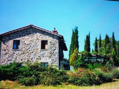 Photo for Holiday apartment Castiglione d'Orcia for 2 - 3 persons with 1 bedroom - Farmhouse