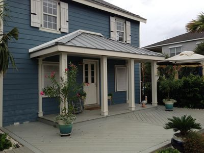 Photo for 1935 Oceanfront Cottage Completely Updated And Restored To Luxury Standard!