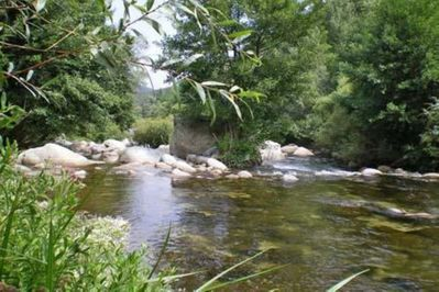 The Tech River at the Millhouse